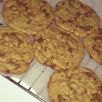 21a317198 Seige, amerikanske cookies - Norges beste bakst